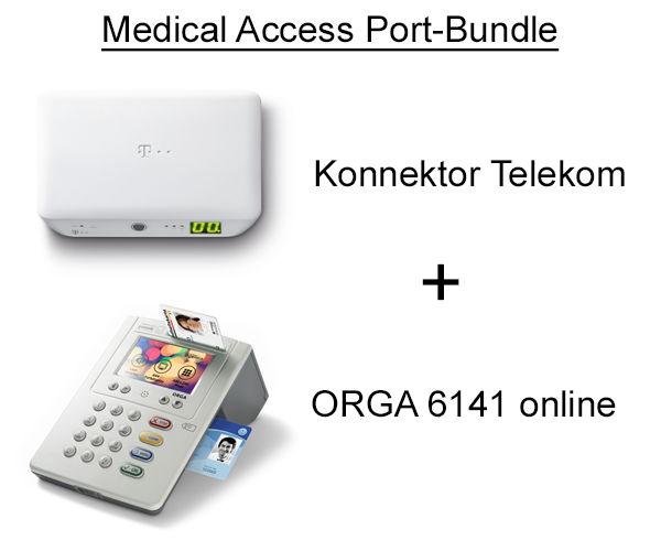 Medical Access Port Bundle ORGA 6141 online